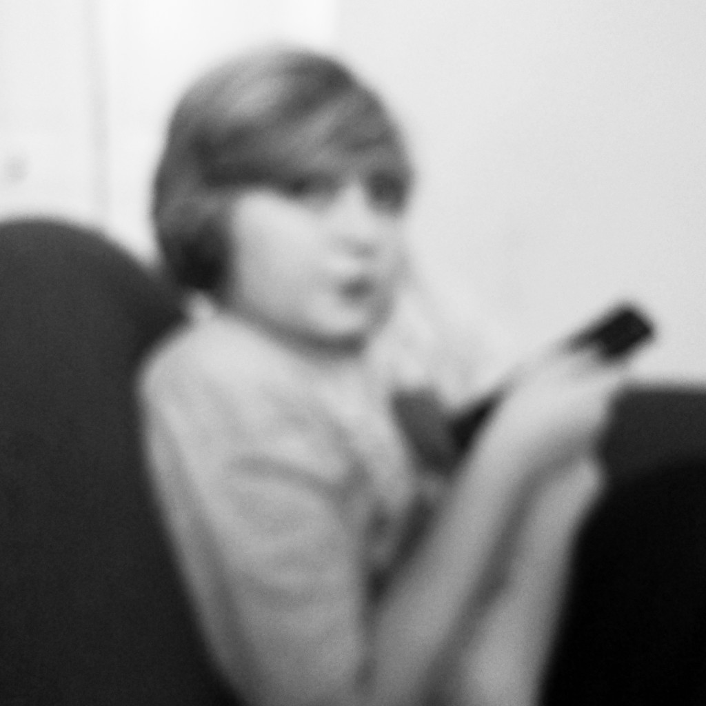 ghost of a boy