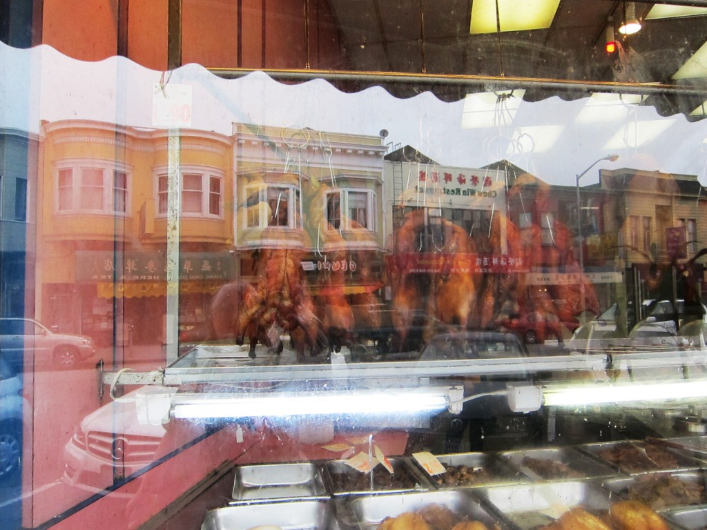 meat and buildings sf