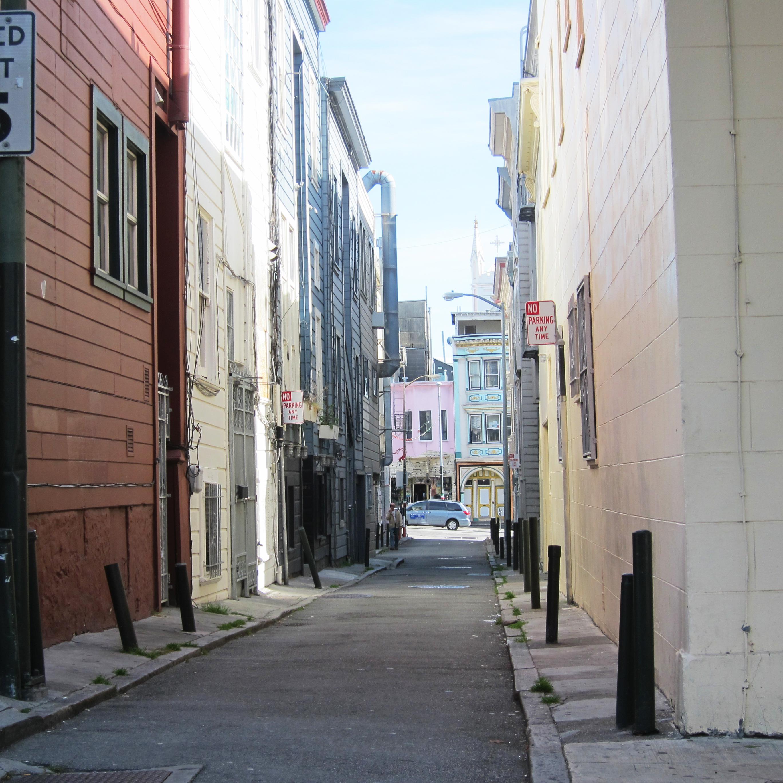 northbeach alley
