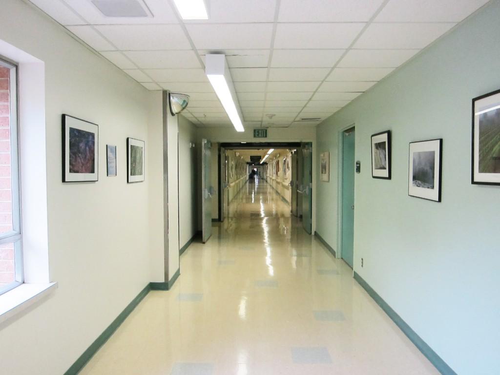 Sutter hallway