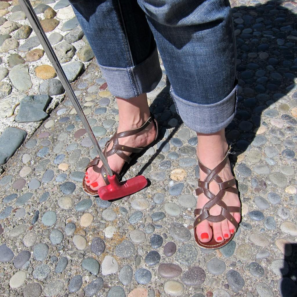 Tara feet
