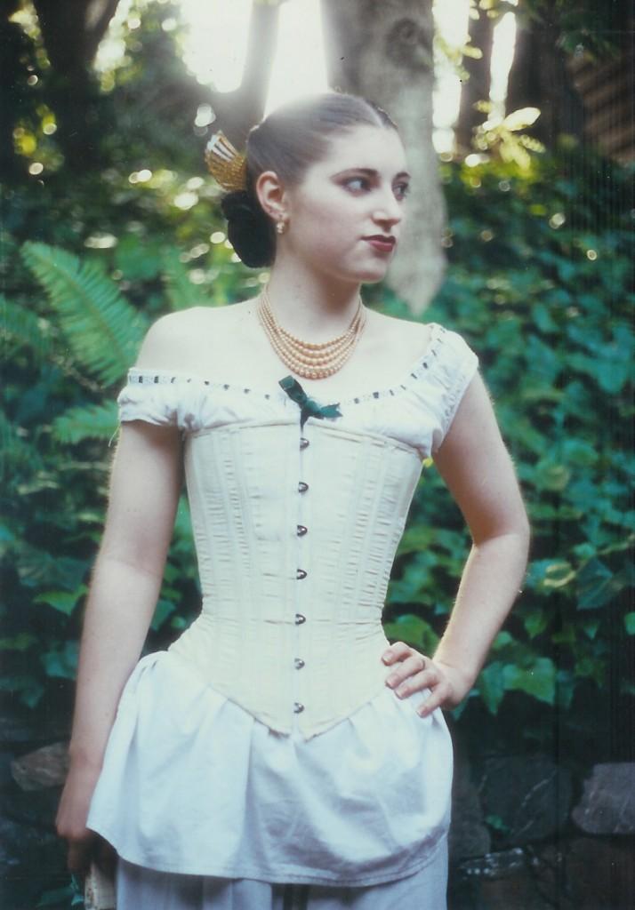 ye old corset
