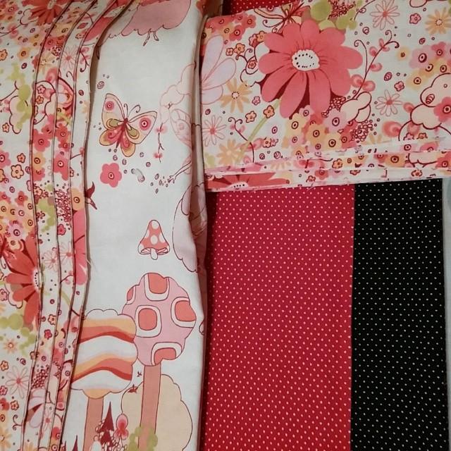Lili quilt fabric