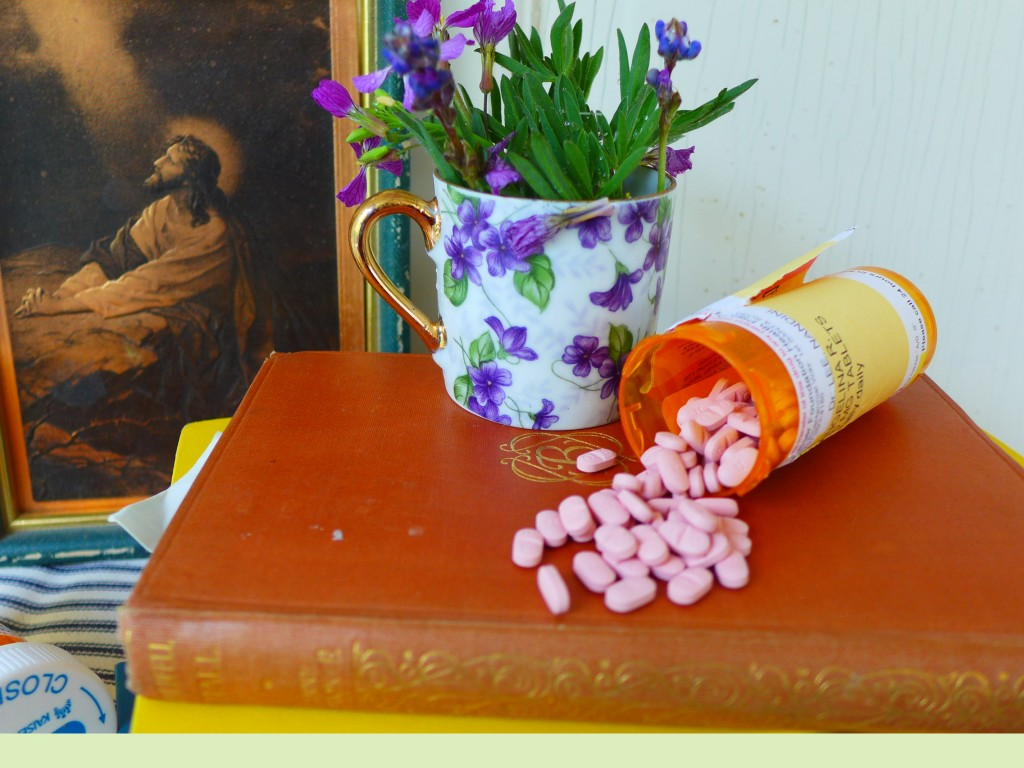 jesus and pills